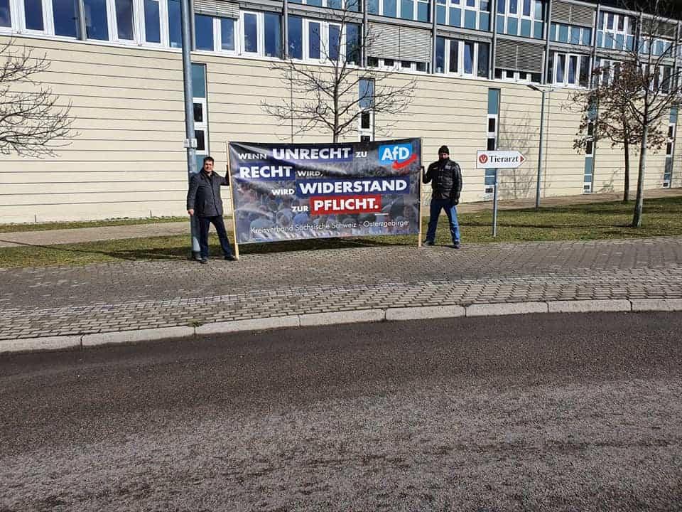 Augenmaß im Amtsgericht Pirna