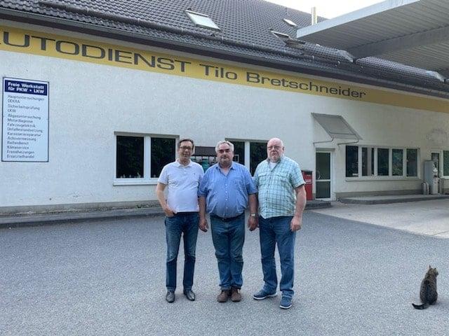 +++Tilo Bretschneider – Unser Bürgermeisterkandidat für Glashütte+++
